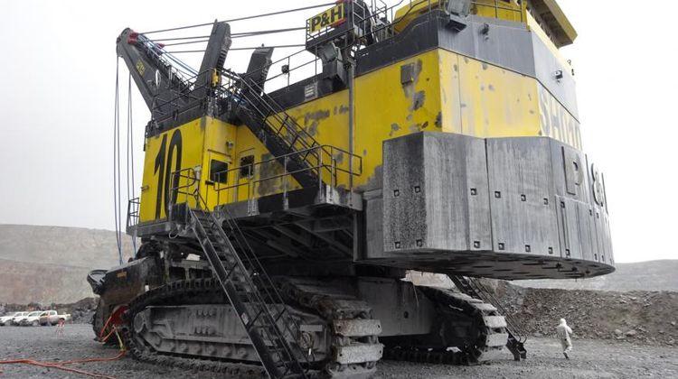 La compañía Andaluza TORSA implanta un innovador sistema de seguridad en una de las minas más grandes del mundo 1