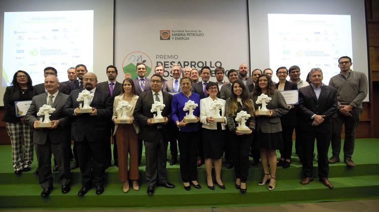 Premian a Miski Mayo, Ares, Antamina y Minsur por desarrollo sostenible