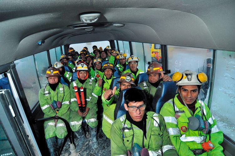 Adaptándose a lo inesperado las empresas mineras frente al COVID-19