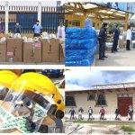 Realizan aportes para combatir el COVID-19 en Cajamarca