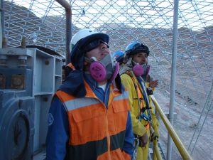 Minera San Cristóbal de Bolivia hizo cuarentena