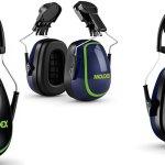 Comodidad y eficacia en las orejeras MX de Moldex
