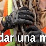 Información clave de los guantes de protección
