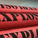 Regulan las condiciones y medidas de seguridad de almacenamiento de explosivos