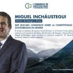 IIMP buscará consensos sobre la competitividad y sostenibilidad en minería