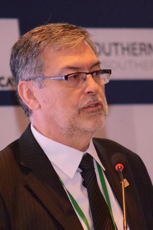 Ramón Opazo, Director Ejecutivo de ANTIRION.