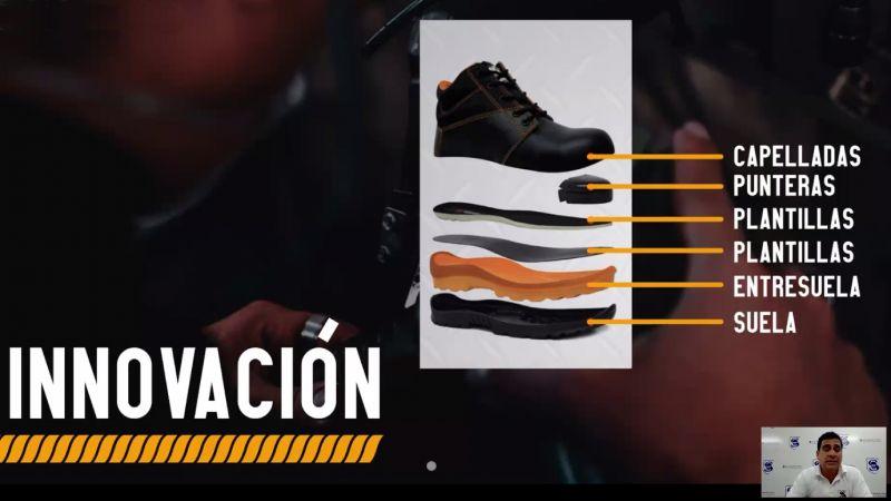 Usar calzado de protección según riesgos, recomienda especialista de Segurindustria