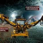 DUAL 88: dos tareas para un solo equipo minero subterráneo