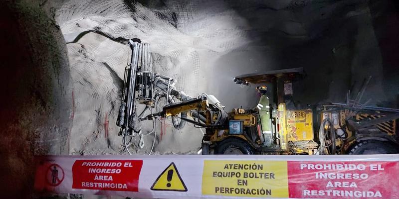 INCIMMET impulsa mejora continua en seguridad proyectos de innovación logran reconocimiento por su aporte en minería subterránea