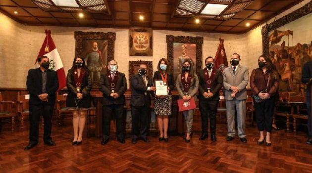 Arequipa reconoce el aporte de Cerro Verde en la lucha contra la COVID-19