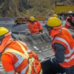 Atentos a las mejoras Mota Engil Perú implementa buenas prácticas de seguridad