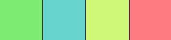 Colores análogos acentuados