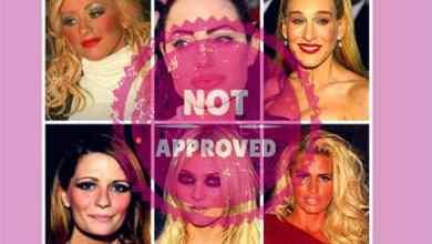 Photo of 25 errores de maquillaje que te harán parecer… extraña