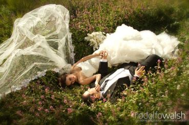 Fotos de boda Trash The Dress 1
