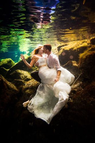 Fotos de boda Trash The Dress 2