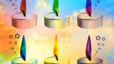 Photo of Colores de velas y su significado: ¡Y colores de velas para cada día!