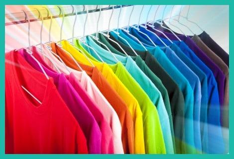 Cómo combinar colores de ropa