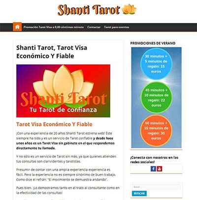 Shanti Tarot