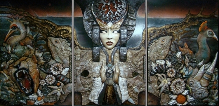 La Diosa del Triskel