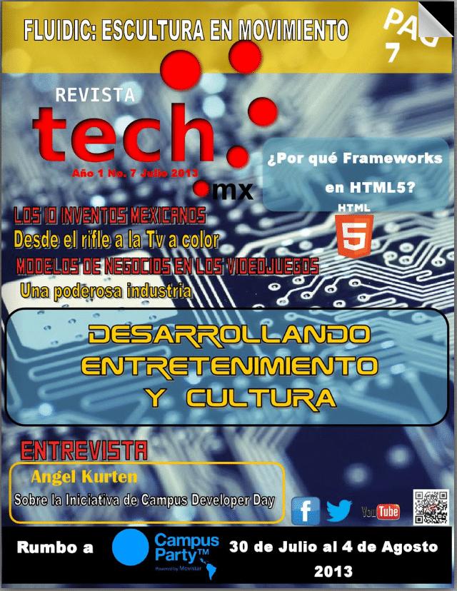 Revista Tech MX 2013 7