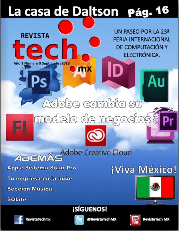 Revista Tech MX 2013 9