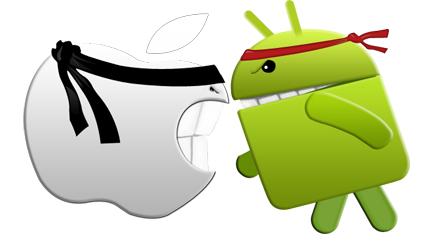 Lennon dice… Android vs iOS