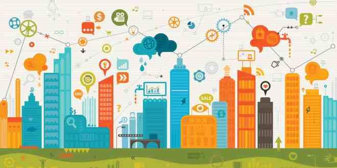 Ciudades inteligentes para impulsar el Internet de las cosas  en 2016: según Gartner.