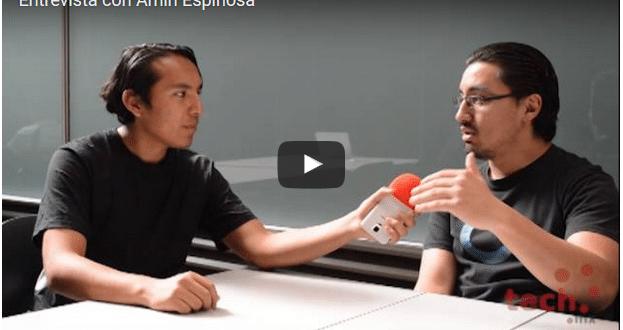 Entrevista con Amin Espinosa