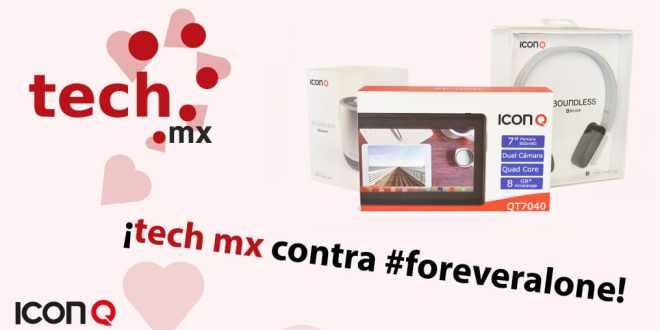 ¡tech mx contra #foreveralone !