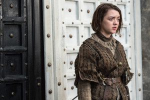 Arya_at_door_of_House_of_Black_and_White