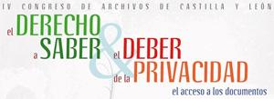 6º Congreso de Archivos de Castilla y León