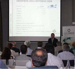 Grupo Geinfor: Entorno Web y Lean Manufacturing, las dos grandes novedades de Geinprod ERP 2011