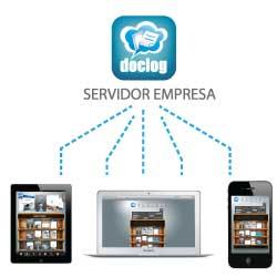 Asseco presenta su gestor documental Doclog, para iOS y Android