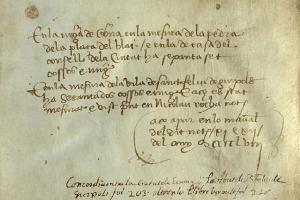 El Servicio de Gestión Documental del Ayuntamiento de Girona pone en marcha un recurso web para consultar textos antiguos