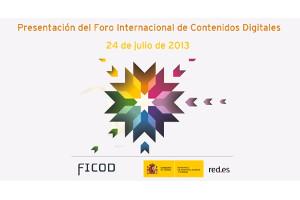 Foro Internacional de Contenidos Digitales (FICOD), en mayo de 2014