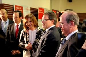 Fujitsu celebra sus 40 primeros años de innovación en Cataluña
