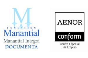 Manantial Integra Documenta certifica su calidad por AENOR
