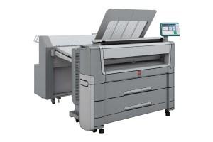 Canon lanza la nueva impresora de medio volumen Océ PlotWave 500 para documentos técnicos