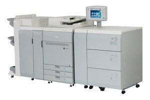 Los proveedores de servicios de impresión se interesan por la nueva prensa digital Canon imagePRESS C800