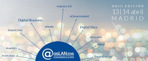 """ASLAN2016 se celebrará los días 13 y 14 de abril y pondrá foco en las TIC para la """"transformación digital"""""""