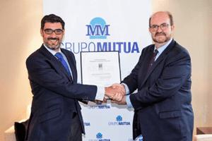 Mutua Madrileña obtiene la ISO-27001