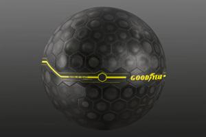 Aparcar lateralmente…con neumáticos esféricos inteligentes.