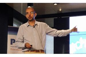 Presentación de ECDL en Microsoft /Madrid / Reunión PMI