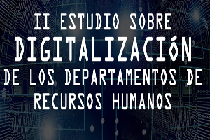 Están digitalizados los departamentos de RRHH?