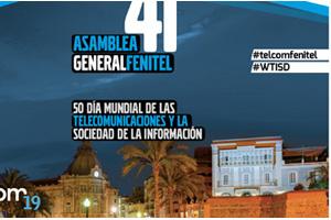 La Federación del Metal de Murcia organiza 'Telcom 19'