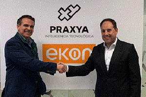 PRAXIA, partner de ekon en Levante