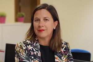 María Aguilar Key Account Manager de España en Talentia Software