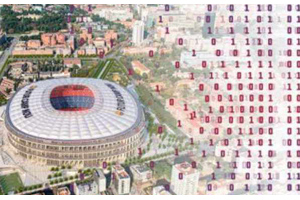 El FC Barcelona y el Barcelona Supercomputing Center impulsan IoTwins.