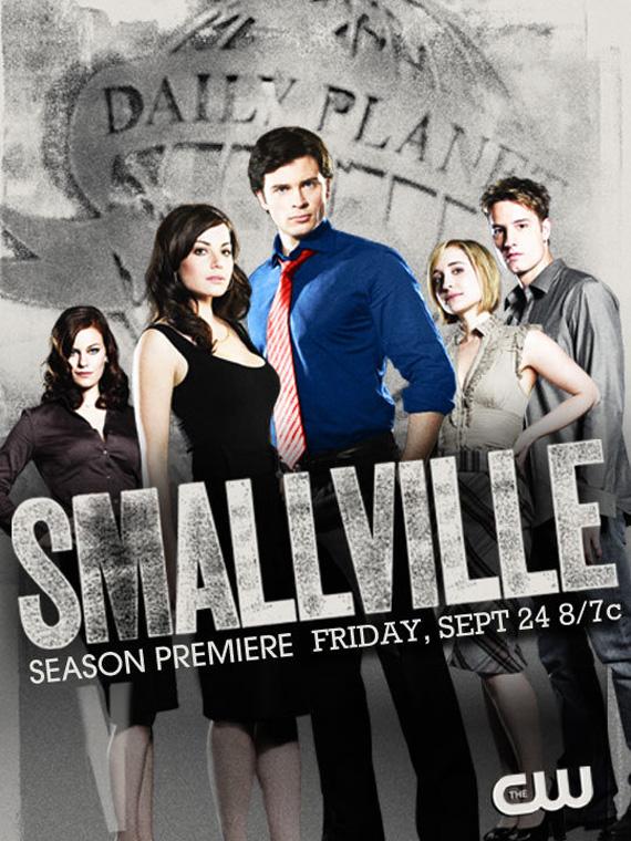 smallville temporada final