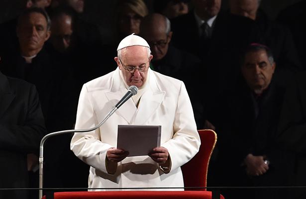 Écrire une lettre au pape Francisco Maduro à la situation du Venezuela Magazine-1683